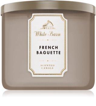 Bath & Body Works French Baguette vonná svíčka