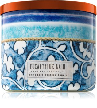 Bath & Body Works Eucalyptus Rain illatos gyertya
