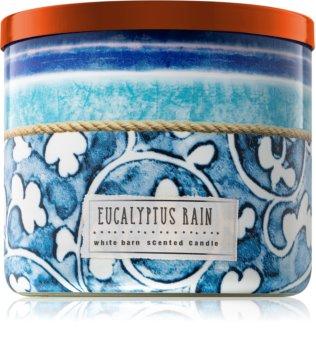 Bath & Body Works Eucalyptus Rain vonná sviečka