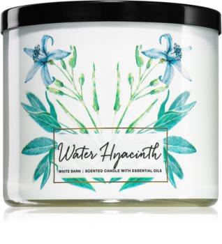Bath & Body Works Water Hyacinth illatos gyertya
