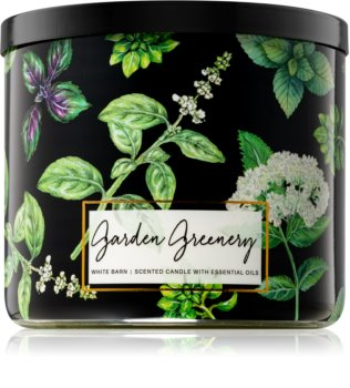 Bath & Body Works Garden Greenery scented candle