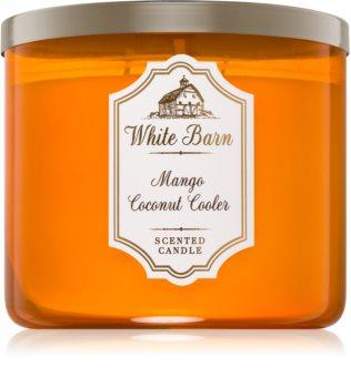 Bath & Body Works Mango Coconut Cooler vonná svíčka