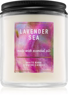 Bath & Body Works Lavender Sea duftkerze