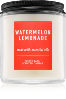 Bath & Body Works Watermelon Lemonade vonná svíčka III.