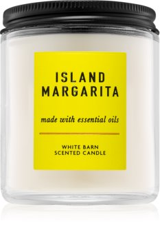 Bath & Body Works Island Margarita illatos gyertya  II.
