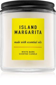 Bath & Body Works Island Margarita αρωματικό κερί ΙΙ.