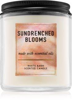 Bath & Body Works Sundrenched Blooms vonná svíčka