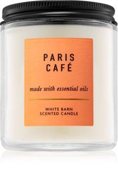 Bath & Body Works Paris Café scented candle I.