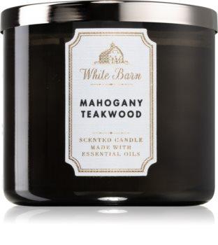 Bath & Body Works Mahogany Teakwood świeczka zapachowa  I.