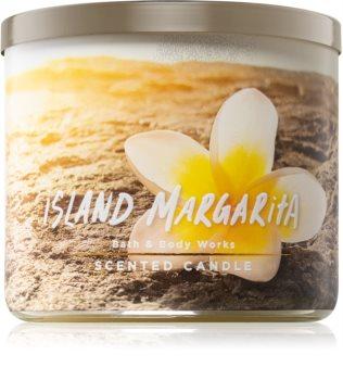 Bath & Body Works Island Margarita lumânare parfumată  III