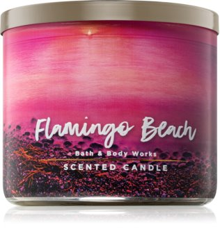 Bath & Body Works Flamingo Beach scented candle