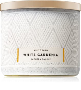 Bath & Body Works White Gardenia ароматна свещ  I.