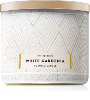 Bath & Body Works White Gardenia lumânare parfumată  I.