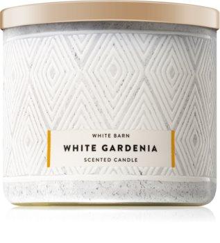 Bath & Body Works White Gardenia scented candle I.
