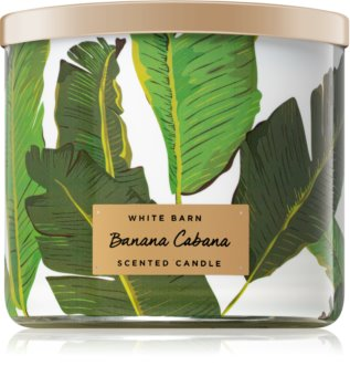 Bath & Body Works Banana Cabana bougie parfumée