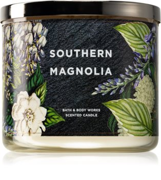 Bath & Body Works Southern Magnolia scented candle