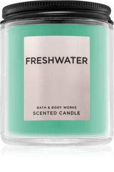 Bath & Body Works Freshwater duftkerze
