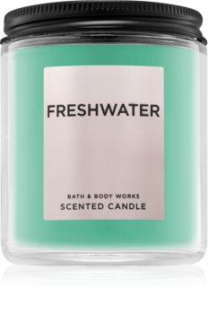 Bath & Body Works Freshwater vonná svíčka