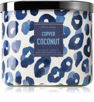 Bath & Body Works Copper Coconut duftkerze  II.