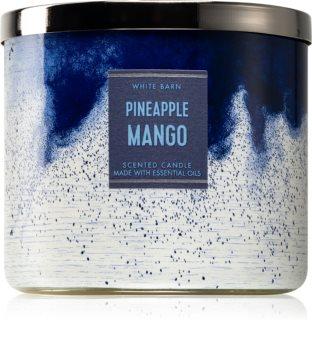 Bath & Body Works Pineapple Mango illatos gyertya  II.