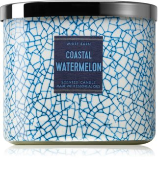 Bath & Body Works Coastal Watermelon lumânare parfumată
