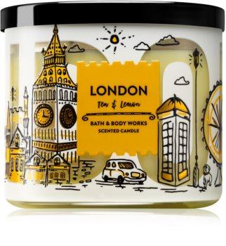 Bath & Body Works Tea & Lemon scented candle (Lodon)