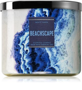 Bath & Body Works Beachscape illatos gyertya