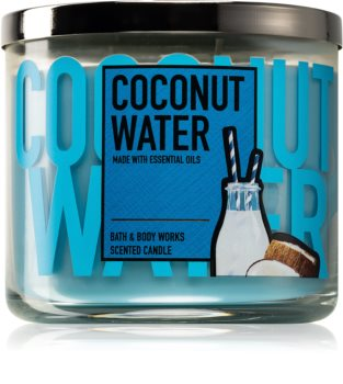 Bath & Body Works Coconut Water scented candle