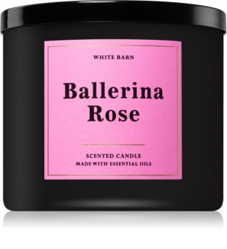 Bath & Body Works Ballerina Rose illatos gyertya