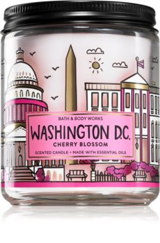 Bath & Body Works Cherry Blossom illatos gyertya