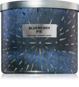 Bath & Body Works Blueberry Pie vonná svíčka