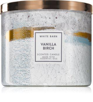 Bath & Body Works Vanilla Birch illatos gyertya