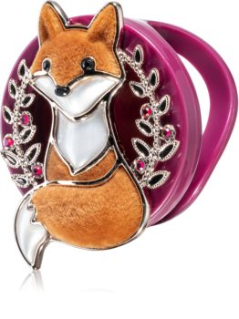 Bath & Body Works Fall Fox houder voor auto luchtverfrisser ophangbaar