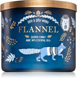Bath & Body Works Flannel illatos gyertya  I.