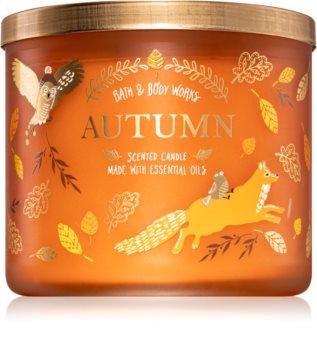 Bath & Body Works Autumn bougie parfumée