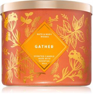 Bath & Body Works Gather illatos gyertya