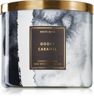 Bath & Body Works Gooey Caramel illatos gyertya  I.