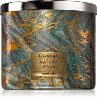 Bath & Body Works Nature Walk illatos gyertya
