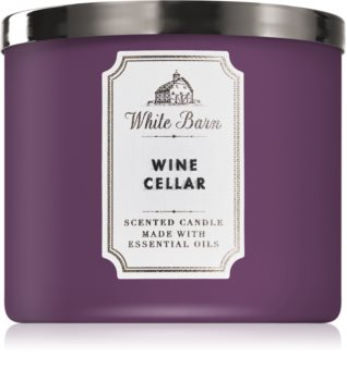 Bath & Body Works Wine Cellar vonná sviečka I.