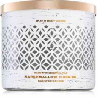 Bath & Body Works Marshmallow Fireside duftkerze  III.