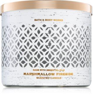 Bath & Body Works Marshmallow Fireside geurkaars III.