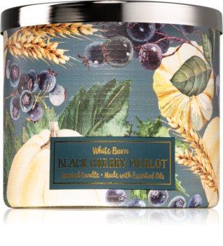 Bath & Body Works Black Cherry Merlot scented candle II.