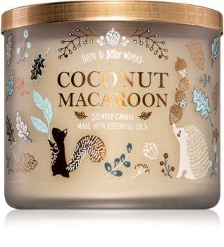 Bath & Body Works Coconut Macaroon bougie parfumée