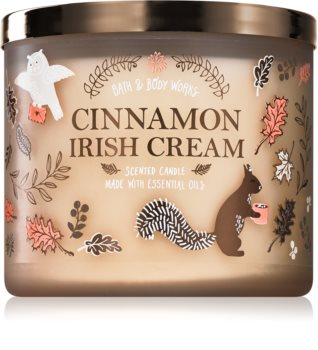 Bath & Body Works Cinnamon Irish Cream duftkerze