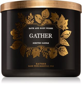 Bath & Body Works Gather scented candle I.