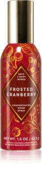 Bath & Body Works Frosted Cranberry spray para el hogar I.