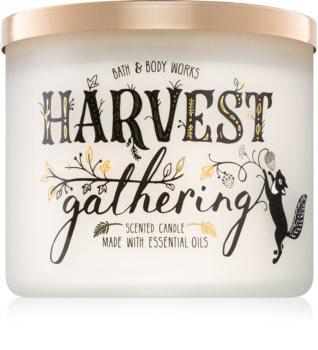 Bath & Body Works Harvest Gathering vonná sviečka II.