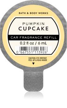 Bath & Body Works Pumpkin Cupcake vôňa do auta náhradná náplň