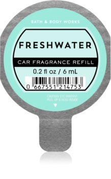 Bath & Body Works Freshwater car air freshener Refill