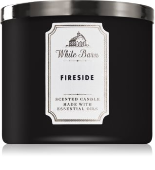 Bath & Body Works Fireside scented candle I.